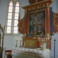 Altaar Kapel Aijen