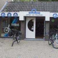 Fietsenhandel Johan van Heumen Afferden