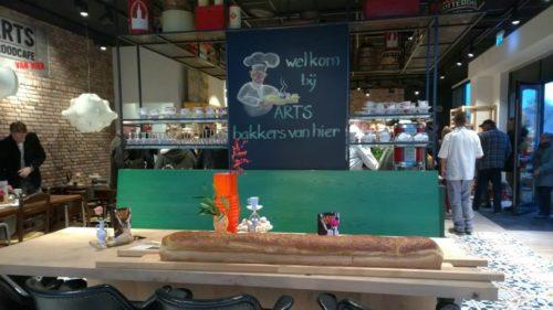 Bakkerij Arts Nieuw Bergen