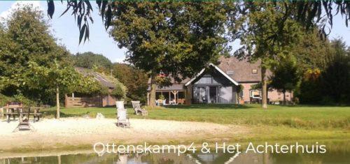 Vakantiewoning Ottenkamp4 & Het Achterhuis Siebengewald