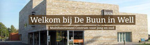 Multifunctioneel Centrum – De Buun Well