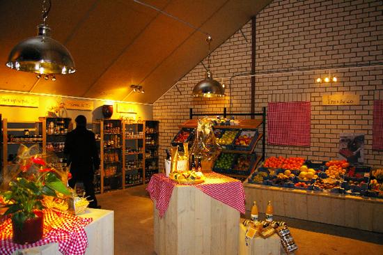 Boerderijwinkel John Cornelissen Nieuw Bergen
