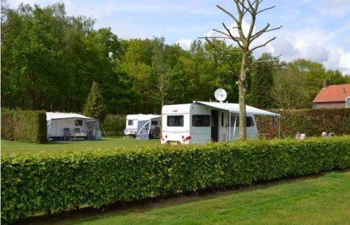 Camping Heidehof Wellerooi