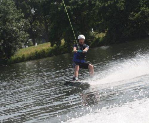 Onboard Wakeboarding Leukermeer