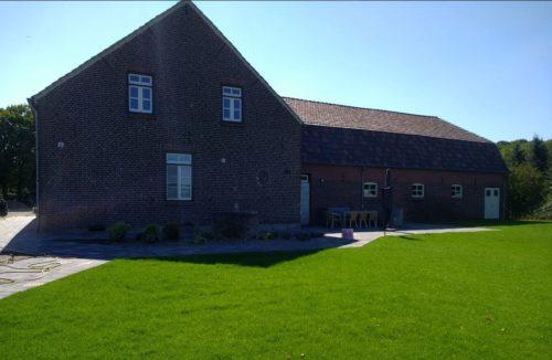 vakantieboerderij De Zanderhoeve Wellerlooi