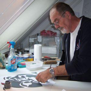 Gerard Hultink Glaskunst