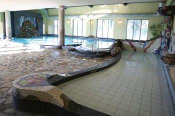 Zwembad drie Essen Well