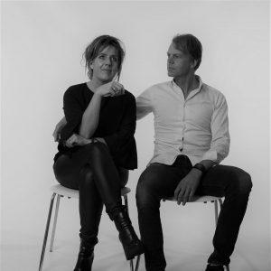 Paul Bax en Chantal Theunissen